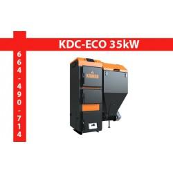 Kocioł KAWAH KDC ECO 2D 35kW transport GRATIS! kielce hurtownia materiałów budowlanych
