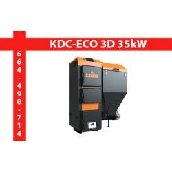Kocioł KAWAH KDC ECO 3D 35kW transport GRATIS!