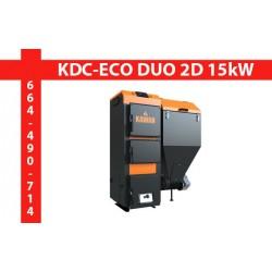 Kocioł KAWAH KDC ECO DUO 2D 15kW transport GRATIS! kielce hurtownia materiałów budowlanych