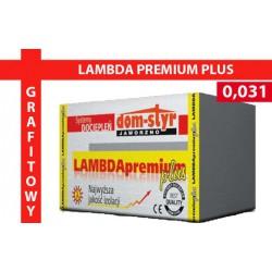 Lambda premium styropian grafitowy 0,033