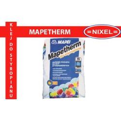 Paleta Mapetherm Klej do styropianu MAPEI