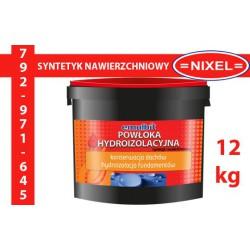 Masa hydroizolacyjna syntetyk nawierzchniowy EMULBIT 24kg