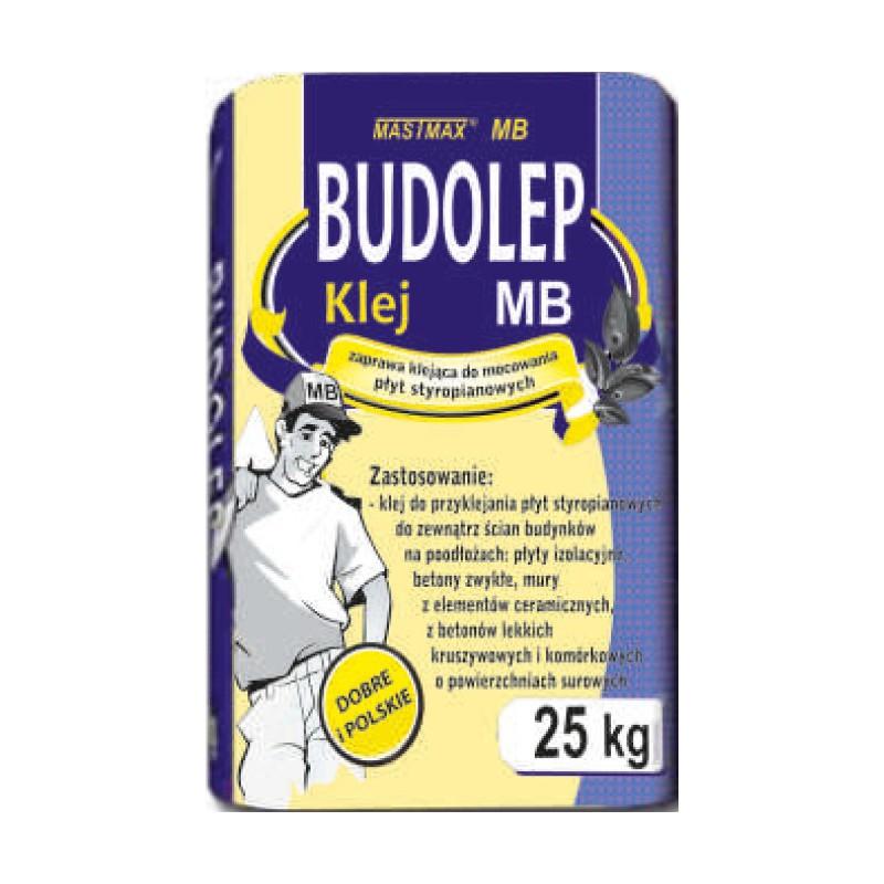 KLEJ DO STYROPIANU BUDOLEP MASTMAX MB 25kg - HDS