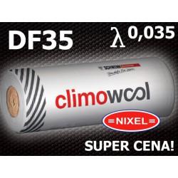 WEŁNA MINERALNA CLIMOWOOL DF35 0,035 50 mm