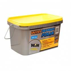 Folia w płynie WIM płynna folia hydroizolacja 3.6