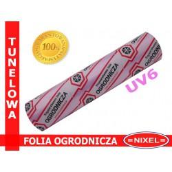 FOLIA OGRODNICZA TUNELOWA UV6 12 x 33m WARTERPOLYMERS