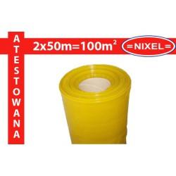 Folia paraizolacyjna pod panele podłogowe ATEST 0,2mm GRUBA!