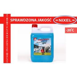 Płyn do spryskiwaczy ZIMOWY -20°C 5l