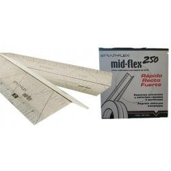 Taśma do płyt gips karton G-K MID-FLEX 76mm/30mb