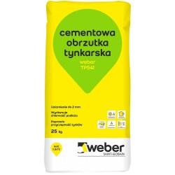 WEBER IP INTER Lekki tynk cementowo-wapienny 25kg