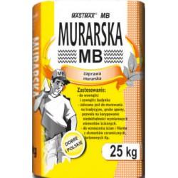 ZAPRAWA MURARSKA MASTMAX