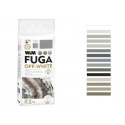 WIM FUGA OFF-WHITE CEMENTOWA 2kg