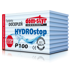 STYROPIAN WODOODPORNY DOM-STYR HYDROSTOP P100 036