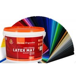 FARBA LATEKSOWA Termoorganika Latex Mat 2,5 - 10l